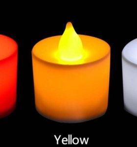 Свечи на батарейках
