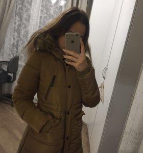 Куртка-пуховик bershka