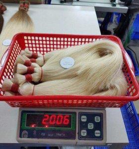 Натуральные волосы DD