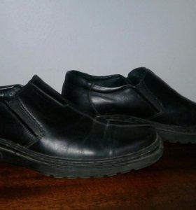 Почти даром. Мужские туфли.