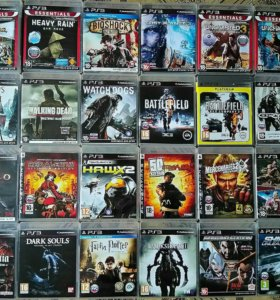 Игры на PS.3