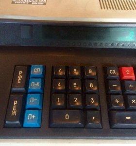 Раритет СССР калькулятор