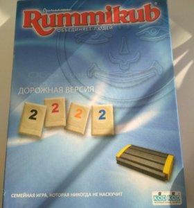 Игра Rummikub