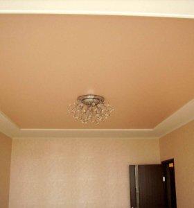 натяжные потолки любая цветовая гамма!!!
