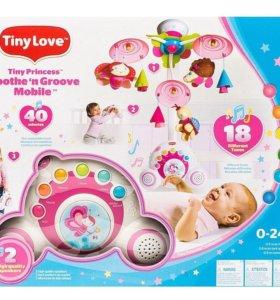 Мобиль Tiny love Моя принцесса бумбокс