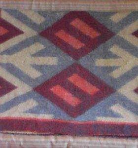 Одеяло шерстяное 200х150 см