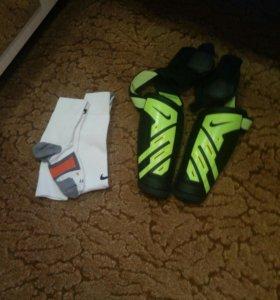 Комплект защиты для футбола