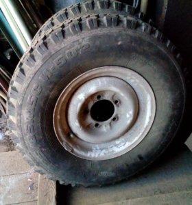 колеса УАЗ