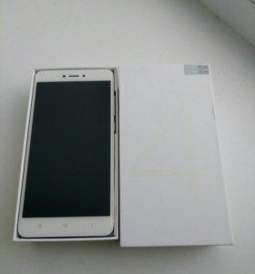 Новый Xiaomi Redmi Note 4. 3x32