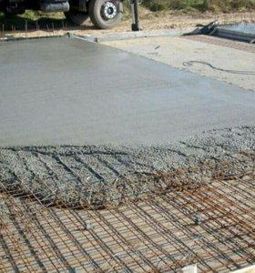 Монолитчики, бетонные работы
