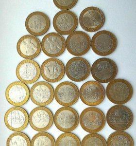 юбилейные монеты на обмен