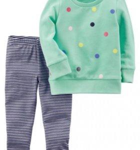 Новая одежда Carters