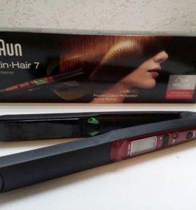 Выпрямитель Стайлер BRAUN Satin Hair 7 ES3-C MN