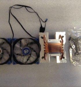 Охлаждение для cpu lga 115x/2011