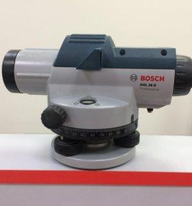 Оптически нивелир Bosch GOL 26 d