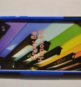 чехол-подставка для Huawei Honor 6C