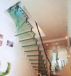 Лестница больцевая