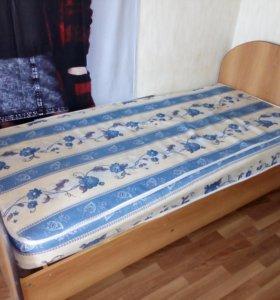 кровать 0,9*2,0 и 0,8*1,9