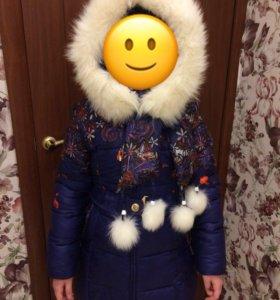 Пальто зимнее KiKo