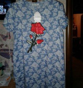 Платье новое 44-46-48