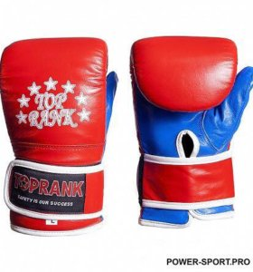 Снарядные перчатки Top Rank