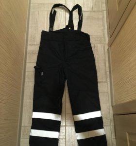 Новые тёплые мужские штаны