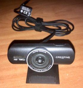 Web-камера Creative HD 720p