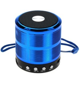 Портативная Bluetooth/ FM / MP3 колонка