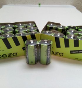 Батарейка ФАЗА R20