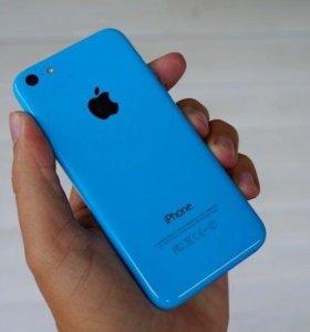iPhone 5c blue 8gb LTE