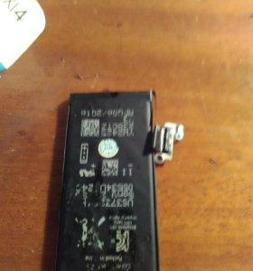 Батарейка айфон