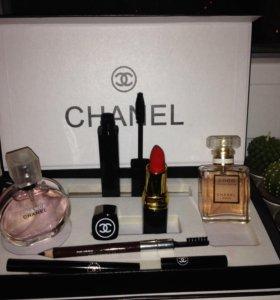 Набор Chanel .Подарок для девушек. Парфюмерия