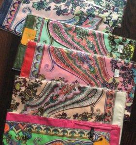 Шелковый платок Etro