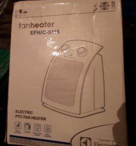 Электротепловентилятор бытовой Electrolux