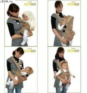 Слинг кенгуру рюкзак Little People Kengo 80070