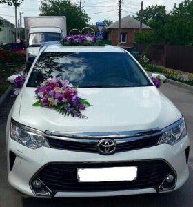Прокат /Аренда авто на свадьбу .Трансфер.