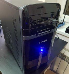 Мощный Системный блок 4 ядра 4Гб видео 1Гб
