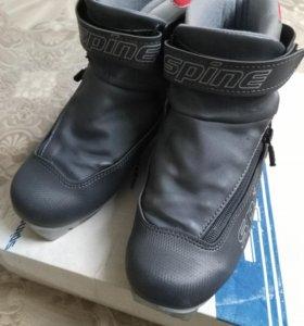 Лыжные ботинки.Торг