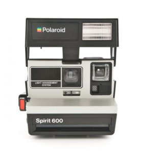 Polaroid Spirit 600 Light Managment System