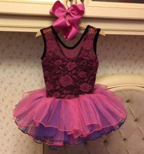 Новое платье 110-130