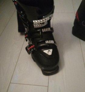 Ботинки для горных лыж.  HEAD -ТОРГ