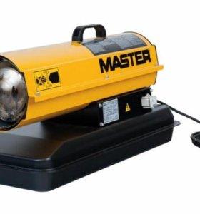 Дизельная тепловая пушка на 20 кВт MASTER