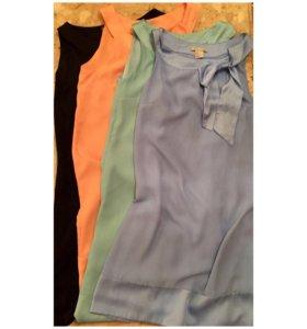 Платья H&M в разных цветах (New)