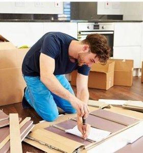 Сборка мебели - Сборщик мебели - Разборка мебели