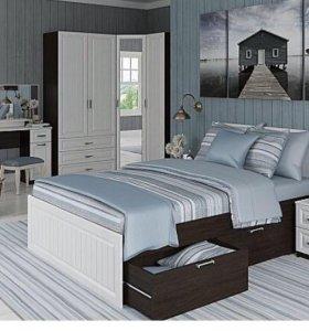 Спальня Белое дерево