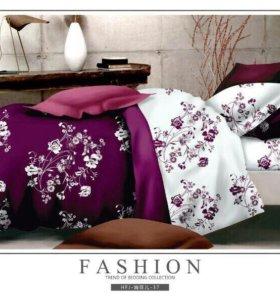 Комплект постельное белье FASHION