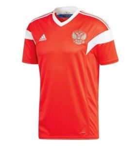 Футболка Сборной России 2018