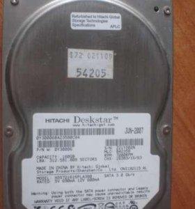 SATA жесткий диск 160gb