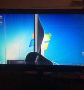 Samsung s20c300l монитор 19,5 дюймов