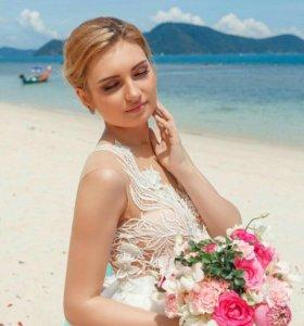 Свадебное платье 40-42